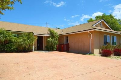 Santa Barbara Single Family Home For Sale: 4862 Frances Street