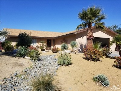 Indio Single Family Home Active Under Contract: 80380 Avenue 43
