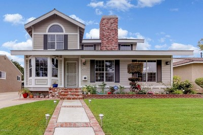 Lakewood Single Family Home Active Under Contract: 4708 Dunrobin Avenue