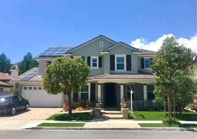 Moorpark Single Family Home For Sale: 6931 Shadow Wood Drive