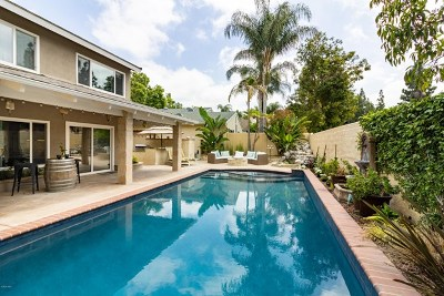 Thousand Oaks Single Family Home For Sale: 1970 Shady Brook Drive