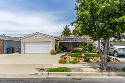 Buena Park Single Family Home Active Under Contract: 6111 Myra Avenue