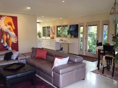 Santa Barbara Single Family Home For Sale: 1113 Olive Street