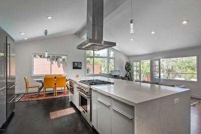 Santa Barbara Single Family Home For Sale: 360 Mountain Drive