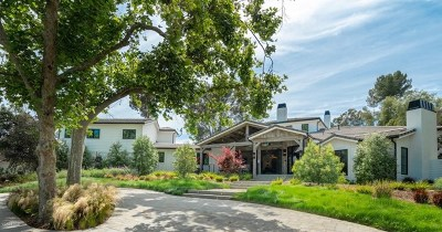 Hidden Hills Single Family Home For Sale: 5207 Round Meadow Road