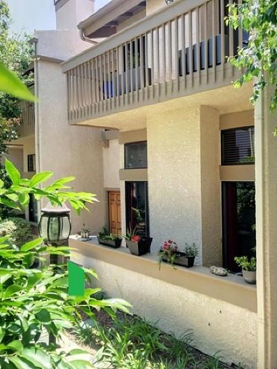 Calabasas Condo/Townhouse For Sale: 26006 Alizia Canyon Drive #E