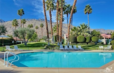 Palm Springs Condo/Townhouse For Sale: 1252 Andreas Road