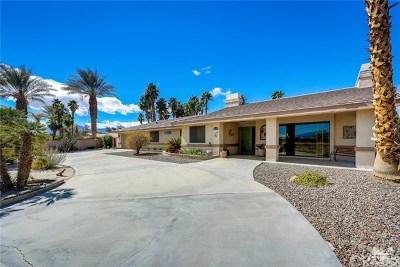 Indio Single Family Home For Sale: 38175 Rancho Los Cerritos Drive