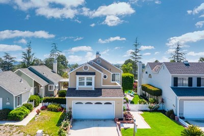 Mission Viejo Single Family Home For Sale: 21011 Lacebark Lane
