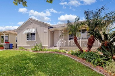Lakewood Single Family Home For Sale: 2913 Hardwick Street