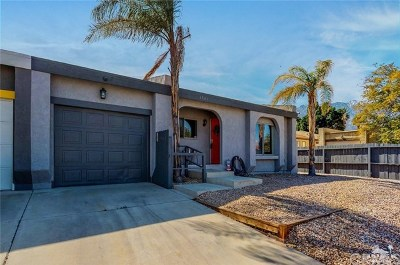 Palm Springs Single Family Home For Sale: 1561 Twin Star Road