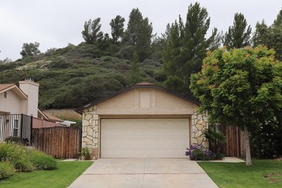 Ventura County Single Family Home For Sale: 14677 Loyola Street