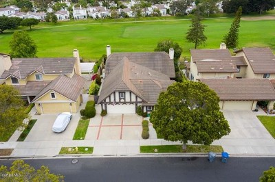 Ventura County Single Family Home For Sale: 2028 Spyglass Trail W