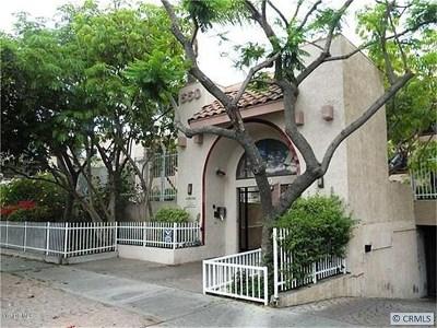 Long Beach Condo/Townhouse For Sale: 550 Orange Avenue #140