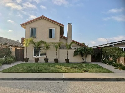 Ventura County Single Family Home For Sale: 4829 Island View Street