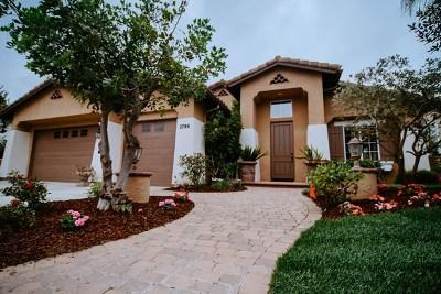 Ventura County Single Family Home For Sale: 2786 Avenida De Autlan