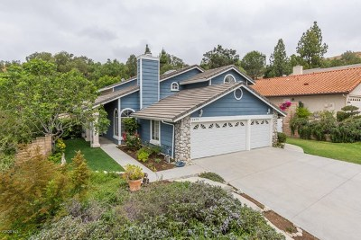 Ventura County Single Family Home For Sale: 2479 Chaucer Place