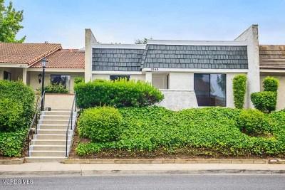 Ventura County Condo/Townhouse For Sale: 2849 Shoreview Circle