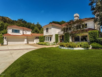 Ventura County Single Family Home For Sale: 1848 Falling Star Avenue