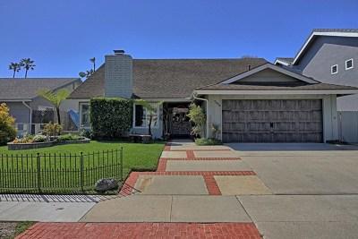 Ventura County Single Family Home For Sale: 1326 Beachmont Street