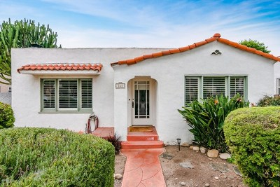 Ventura County Single Family Home For Sale: 525 Coronado Street
