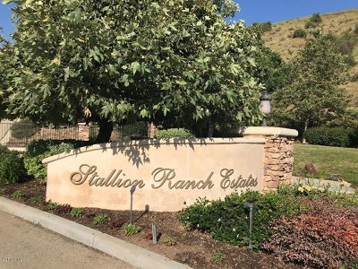 Shadow Hills Single Family Home For Sale: 10753 W Stallion Ranch Road