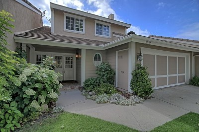 Ventura County Condo/Townhouse For Sale: 3070 Winding Lane