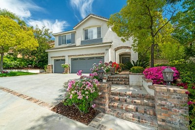 Ventura County Single Family Home For Sale: 6346 Deerbrook Road