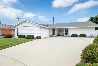 Ventura County Single Family Home For Sale: 758 Aspen Court