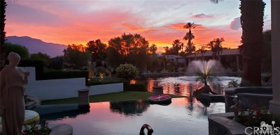 Rancho Mirage CA Single Family Home For Sale: $2,499,999