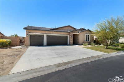 Indio Single Family Home For Sale: 42333 Everest Drive