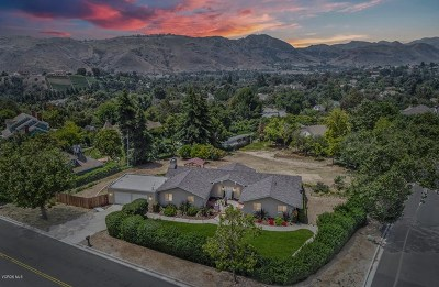 Santa Rosa Single Family Home For Sale: 11886 Barranca Road