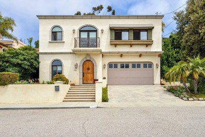 Single Family Home For Sale: 1257 Buena Vista Street