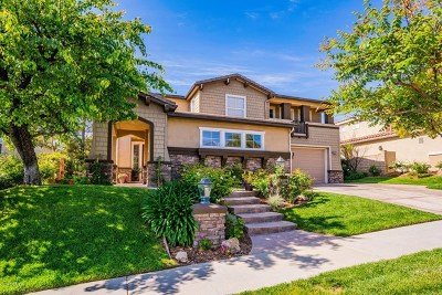 Thousand Oaks Single Family Home For Sale: 2880 Woodflower Street