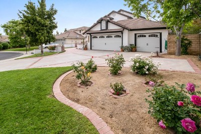 Moorpark Single Family Home For Sale: 13197 Sleepy Wind Street