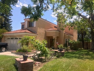 Moorpark Single Family Home For Sale: 15308 Seitz Court