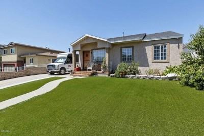 Burbank Single Family Home For Sale: 2211 N Frederic Street