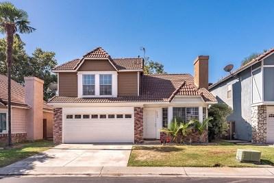 Rancho Cucamonga Single Family Home For Sale: 9785 Balaton Street