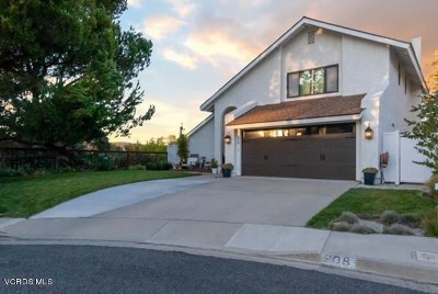Single Family Home For Sale: 808 Tioga Place S