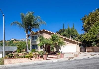 Walnut Single Family Home For Sale: 439 Acaso Drive