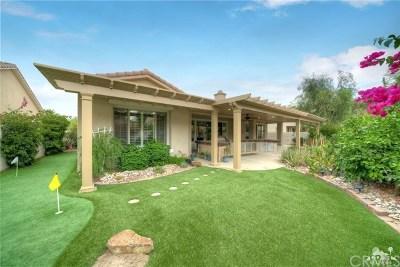 Indio Single Family Home For Sale: 40980 Via Arcadia