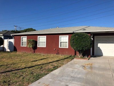 Bellflower Single Family Home Active Under Contract: 13672 Carfax Avenue