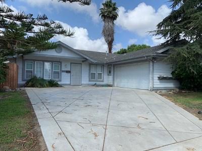 Camarillo CA Single Family Home For Sale: $535,000