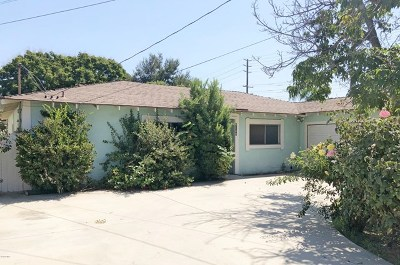 Simi Valley Single Family Home For Sale: 4139 Cochran Street