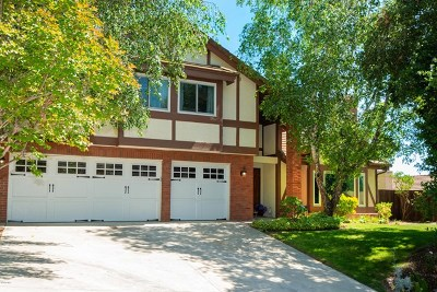 Thousand Oaks Single Family Home For Sale: 1736 Country Oaks Lane