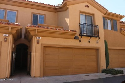 Simi Valley CA Condo/Townhouse For Sale: $464,950