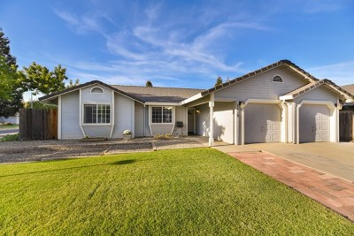Merced Single Family Home For Sale: 1119 Quail Court