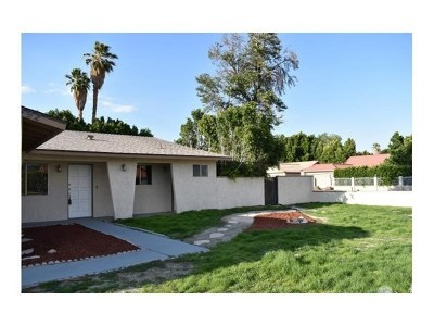 Cathedral City CA Single Family Home For Sale: $359,900