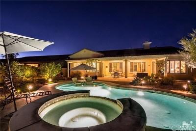 Indio Single Family Home For Sale: 81545 Avenida Estuco