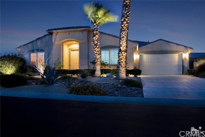 Indio Single Family Home Active Under Contract: 41098 Rochester Court